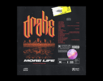 Drake   More Life (Cover Concept)