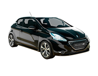 peugeot 208 light studio