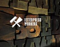 Letterpress Workers 2013