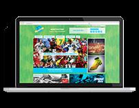 Athletic Websites
