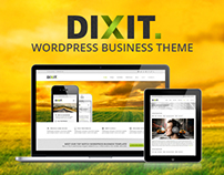 Dixit - Multipurpose Wordpress Theme