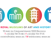 Royal Museum of Art And History Brussels - Event Bureau