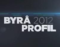 Byråprofil 2012