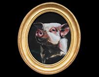 """Exposition """"Les animaux de la ferme""""."""