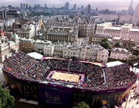 London 2012 Horse Guards Parade