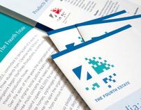 The 4th Estate Media Corporate Identity