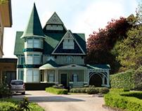 3D: Victorian House