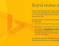 Yahoo-Bing Network, Brand guidelines