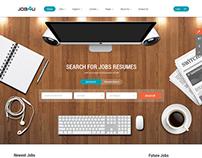 SJ Job4u - Responsive Job/Recruitment Joomla Theme