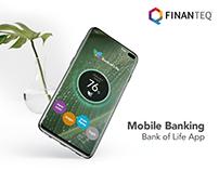 Mobile Banking - Bank of Life