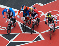 London 2012 BMX Track