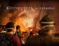 #Occupygezi in Istanbul