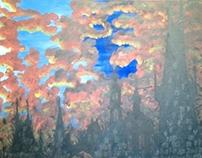 """Contemporary Art: """"Praga's Dream"""""""