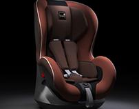 3d Kiwy SPF1 Car Seat Presentation