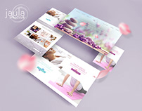 Web Site _Jaula Spa & Club_ Qatar