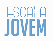Escala Jovem - logo for newspaper
