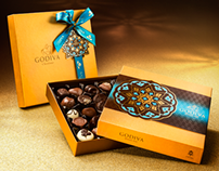 Godiva 2013 Packaging Design