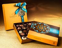 Godiva 2013 Packaging Design