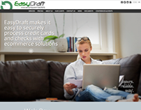 EasyDraft.com Redesign