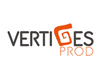 Logo - Vertiges prod
