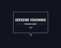 Geekend Visioning | Facilitating Creative Thinking