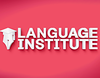 Logo Design for language institute