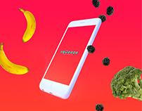 Squeeze - Food waste app