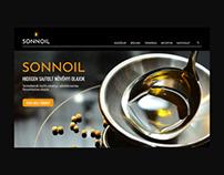 Web design for SONNOIL