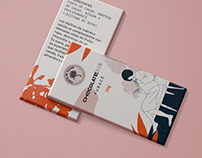 Chocolate Packaging for Fruto de Cacao