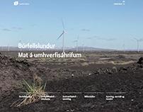 Landsvirkjun - Búrfellslundur (2016)