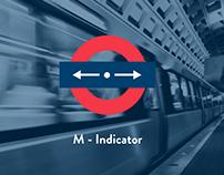 M-Indicator App - Redesign