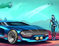 Future Superbird