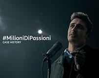 TIM - #MilioniDiPassioni - Case History