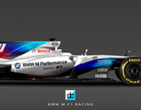 BMW F1 Return Concept Liveries.