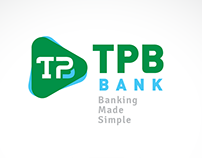 TPB Bank Logo Competition