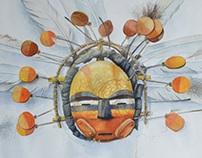 Inuit Mask #1
