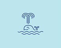 Druzhba —logo, identity