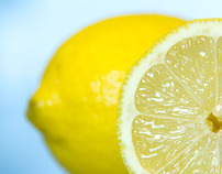 le Citron - the Lemon - die Zitrone