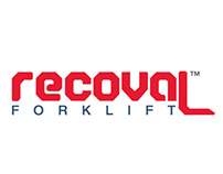 Rediseño Logo RECOVAL FORKLIFT