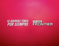 Video • NP300 Frontier 30 segundos - Nissan Honduras