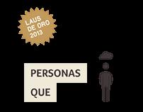 Personas que