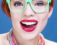 Blush Salon / 100,000 fans facebook celebration