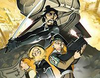 La Mère des Victoires (comic book)