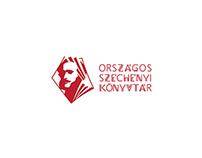Országos Széchényi Könyvtár Branding (concept)