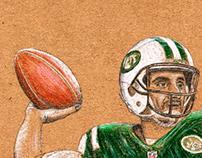 Gary Vaynerchuck Quarterback