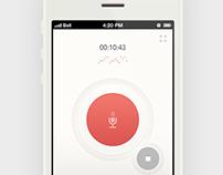 MONO iPhone app
