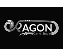 A Logo Design for Dragon Game Studio