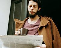 Kaffe und zeitung