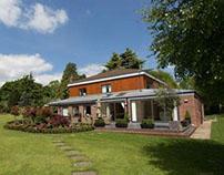 Silverwood Gardens Woolley - House re-model