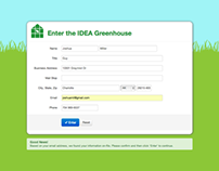 Idea-Greenhouse Voting System